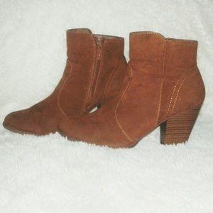Breckelles Heather Boots